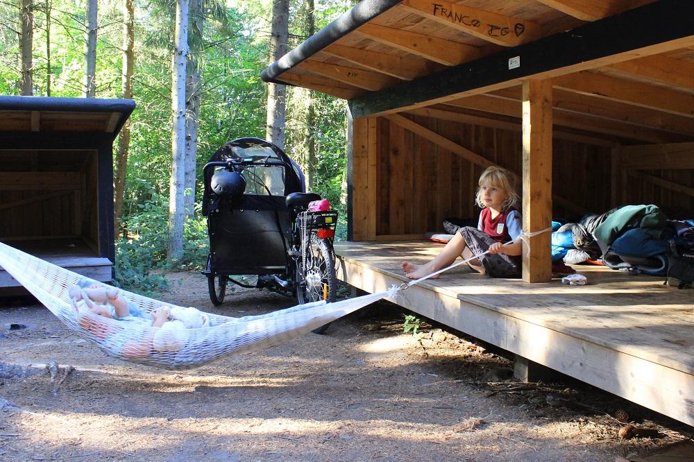 Shelter booking Danmark 2
