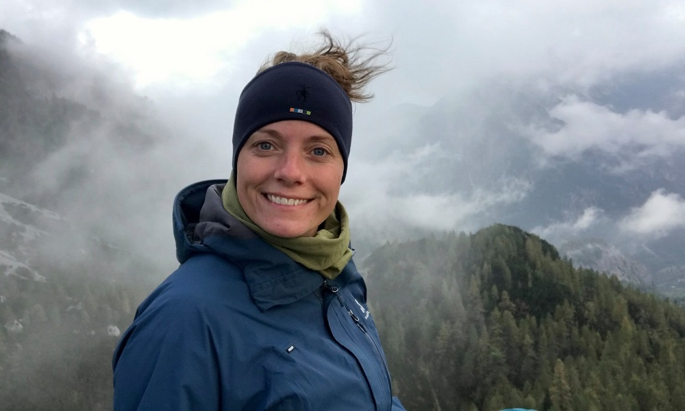 Outdoor-Camping Podcast, episode 1 Anja Robanke