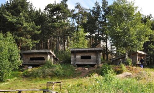 Rundemose Shelter Almindingen