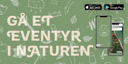 bedste vandre app danmark vandre app gps Natureventyr