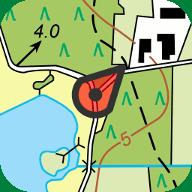 bedste vandre app danmark vandre app gps Topo GPS