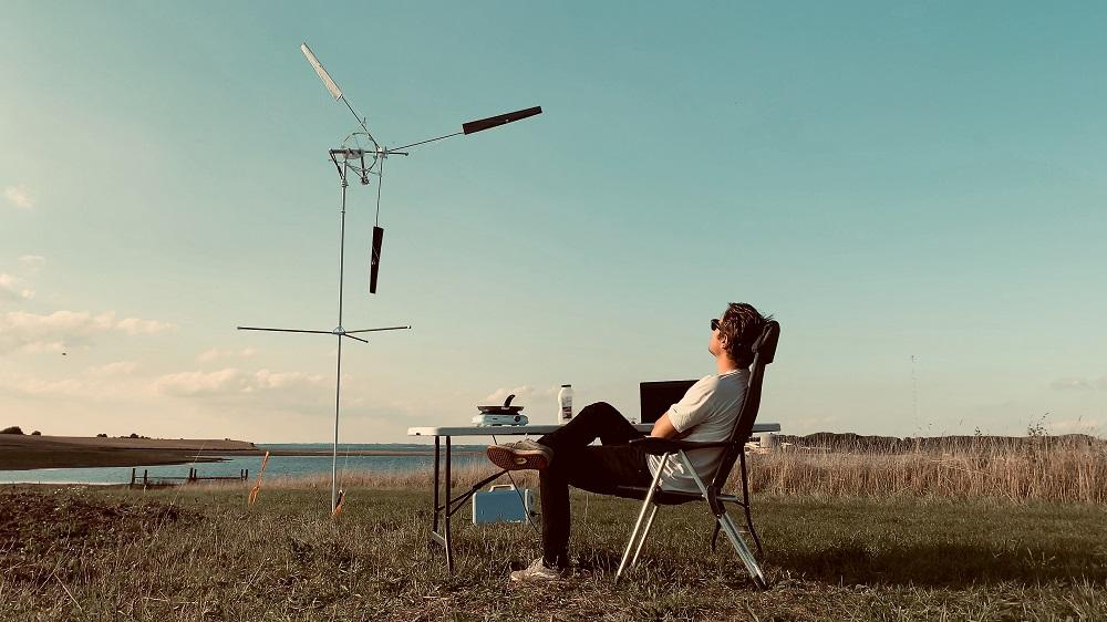 KiteX WindCatcher vindmølle- 5