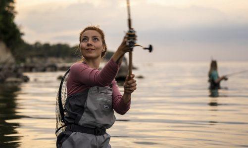 Se kortet: Her er de bedste steder at fiske i Danmark