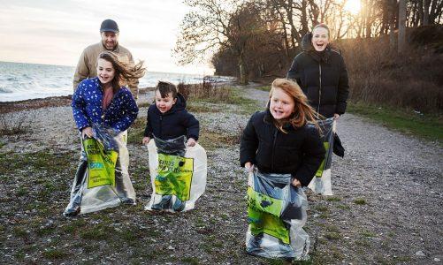 Kæmpe landsindsamling af affald: Her tilmelder du dig