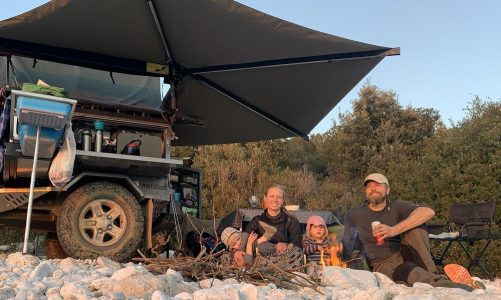 Camping Outdoor Museum: Kontraster og modsætninger  mødes