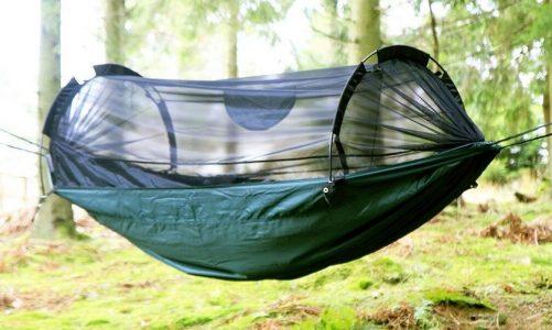 Hængekøjer til outdoor-brug: Her er de 5 bedste hammock's