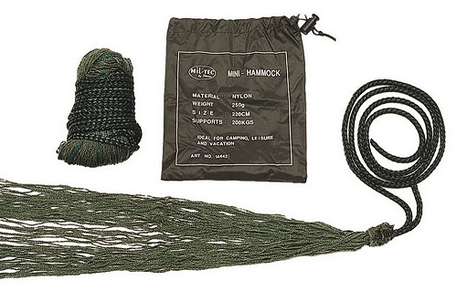 hammock hængekøjer outdoor med myggenet