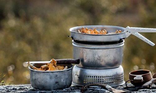 Trangia til mad i naturen: Her er det bedste stormkøkken