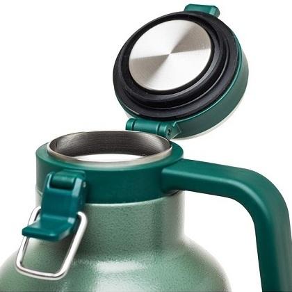 Stanley - Classic Vacuum Growler 1,9L termokande termokrus termoflaske 0,5 l termoflaske 1 liter test stanley termokander termokrus termoflasker (1)