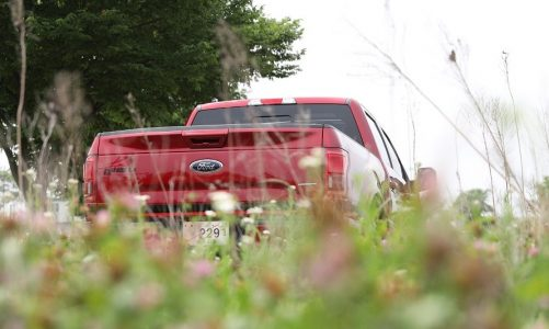 Pickup truck camper og camping: Overnatning og regler i Danmark