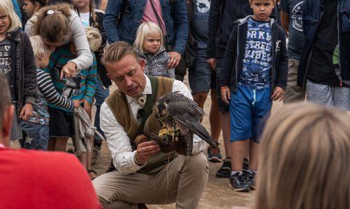 Outdoor-messe med masser af oplevelser: Brahetrolleborg Game Fair 2021