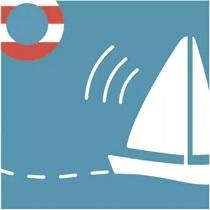 havet SUP surfing kajak sikkerhed regler SejlSikkert Alarm