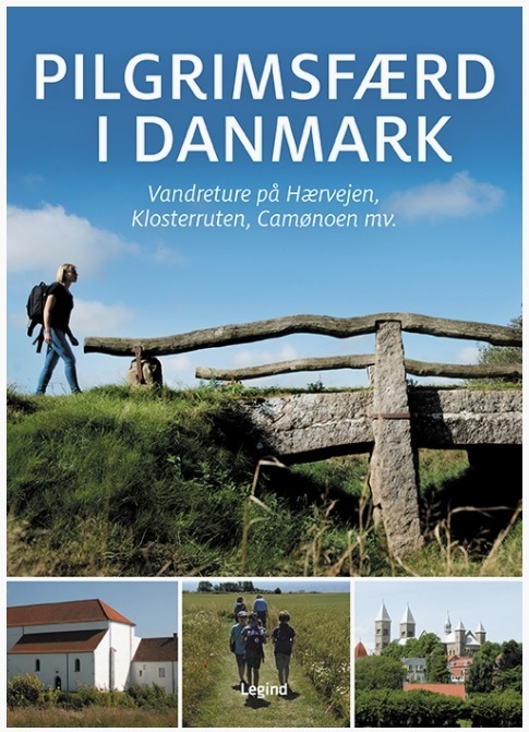 vandre vandreruter hiking pilgrimsfærd i Danmark