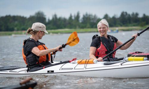 Danmark Padler kano kajak SUP gratis