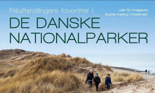 Ny bog: Friluftsrollingers favoritter i de danske nationalparker
