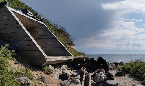 Shelter ved vandet på Sjælland: De 10 bedste sheltere ved havet