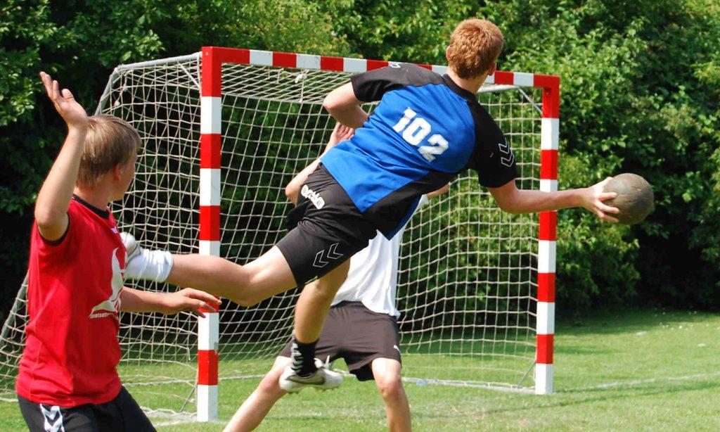 Outdoor handball, udendørs håndbold