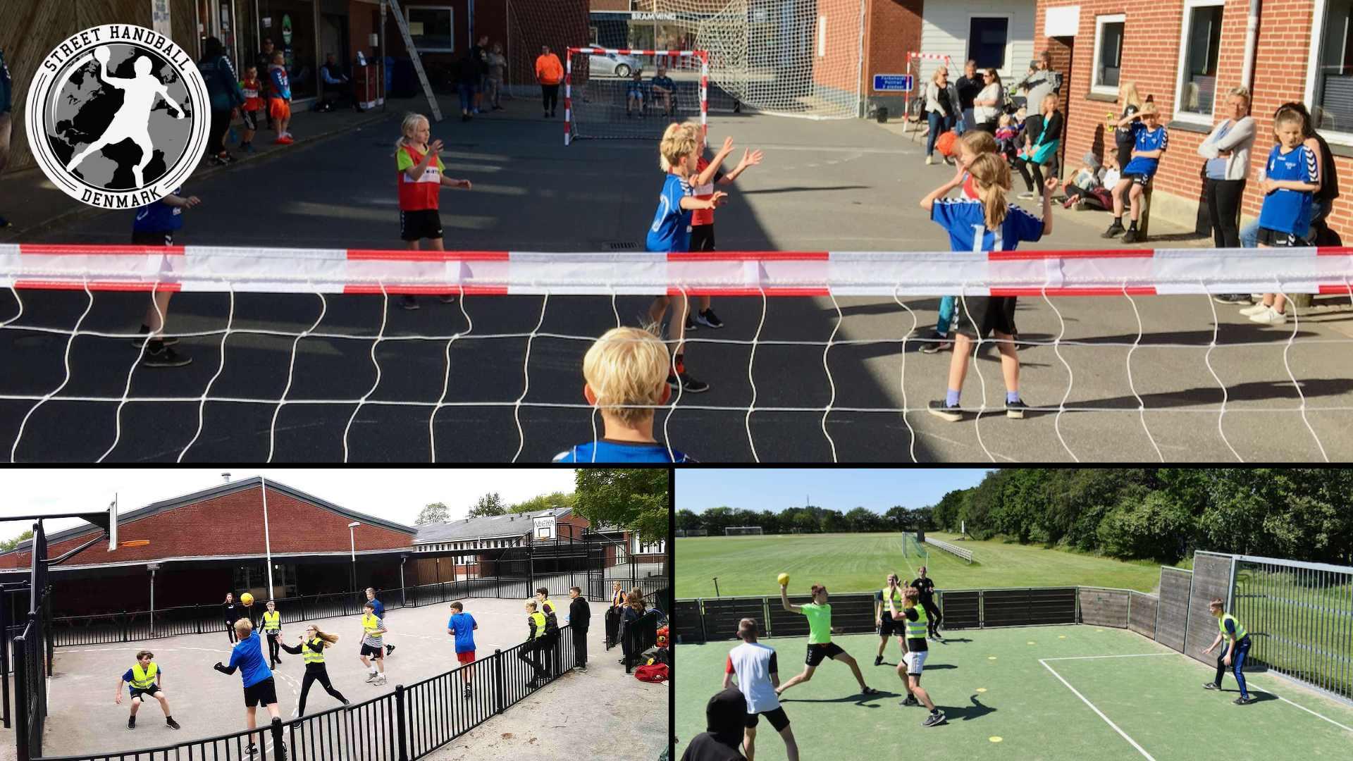 Udendørs Håndbold, Street Håndbold, Street Handball