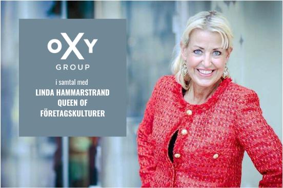 Oxy Talks Linda Hammarstrand