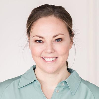 Oxy Group konsult Cecilia Waldenström