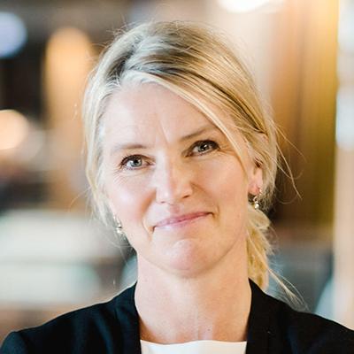 Oxy Group konsult Hanna Sandels