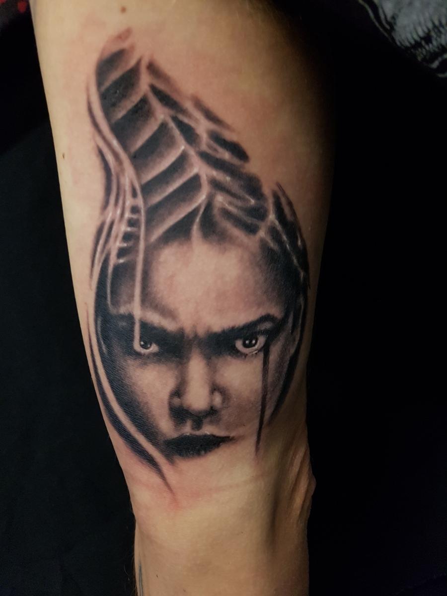 Lilith Tattoo