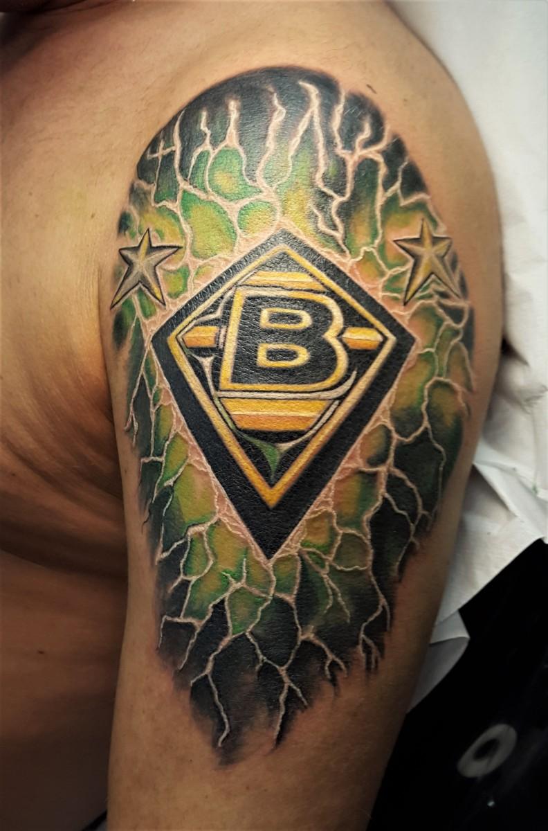 Borussia Tattoo
