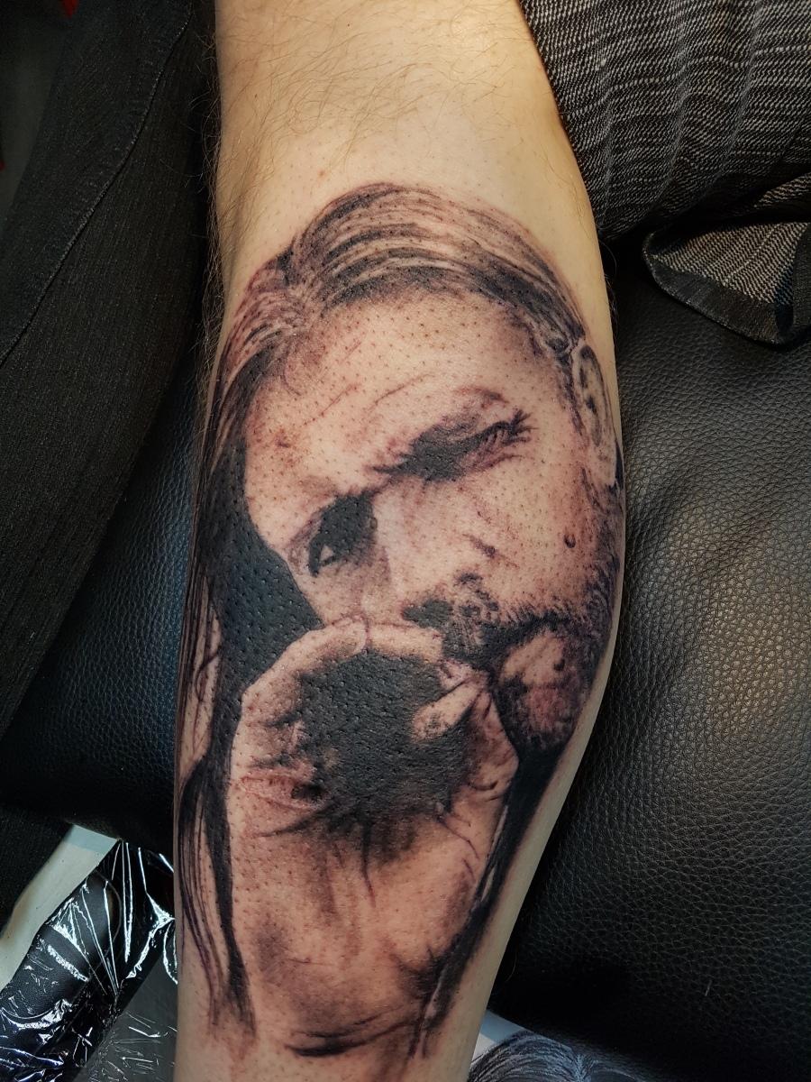Lemmy Kilmister - Motörhead Tattoo