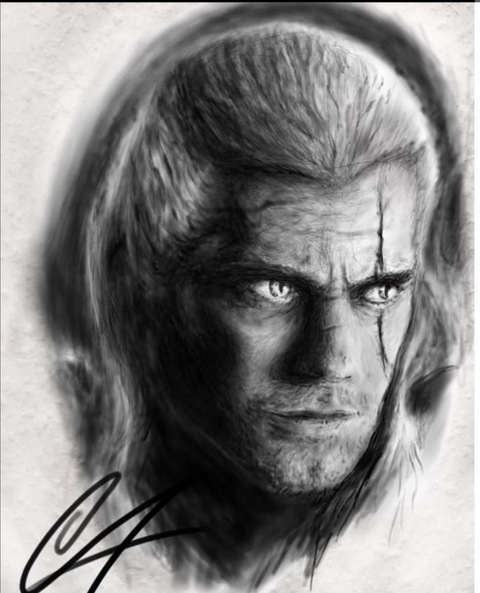 Witcher Geralt, Butcher of Balviken