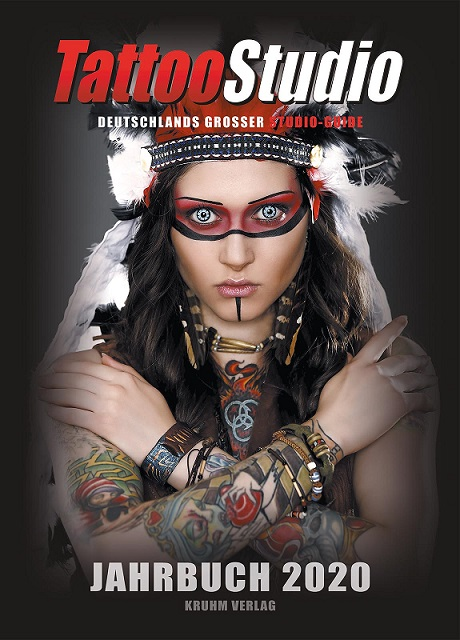 Tattoo-Spirit-Tattoo Studio Jahrbuch 2020