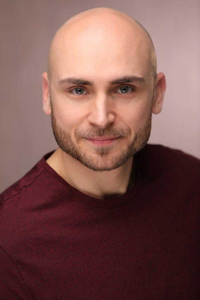 Actors headshot