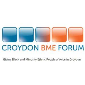 Croydon BME Forum Logo
