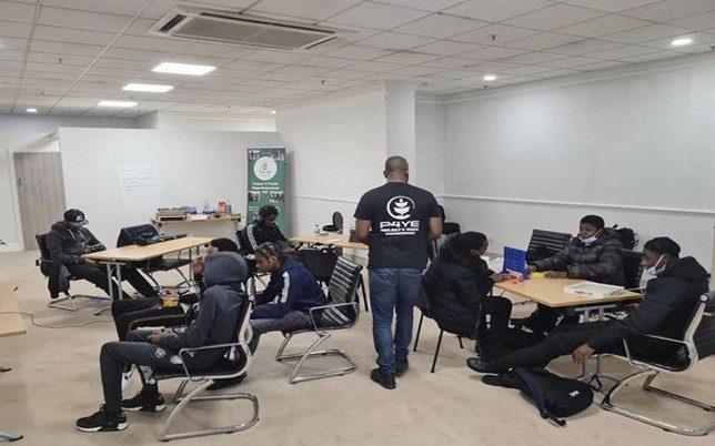 P4ye training workshop
