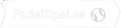 PadelZpel.se - För dig som älskar padel