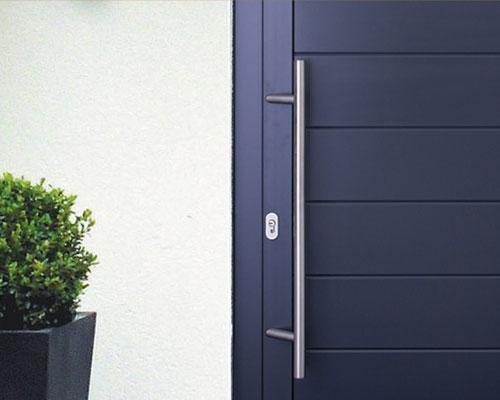 Haus Front Door