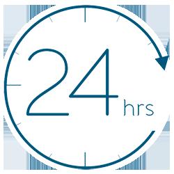 Bi-Fold Doors 24 Hour Lead Time
