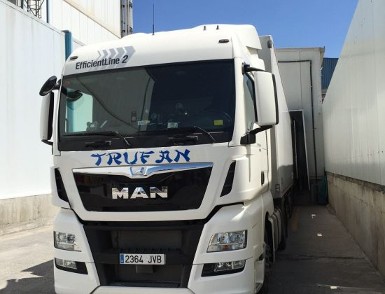 Transportes Cristian Trufan S.L