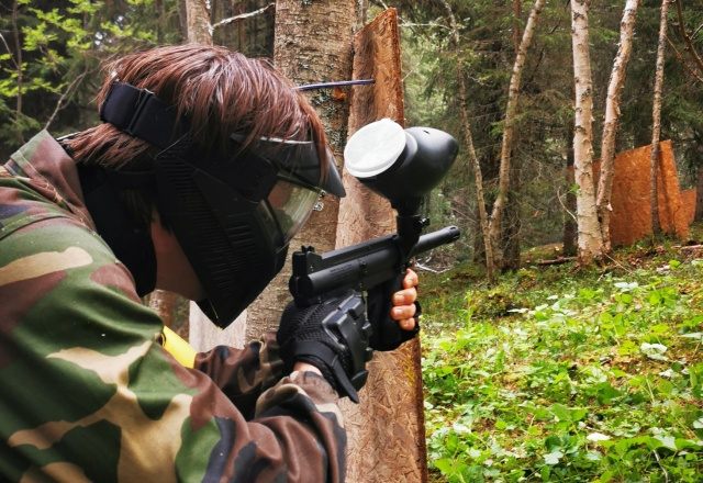 Åre Paintball
