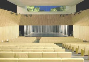 Auditorio Sala Bes in Ibiza