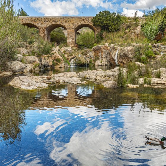 Pont Vell (Puente Viejo)