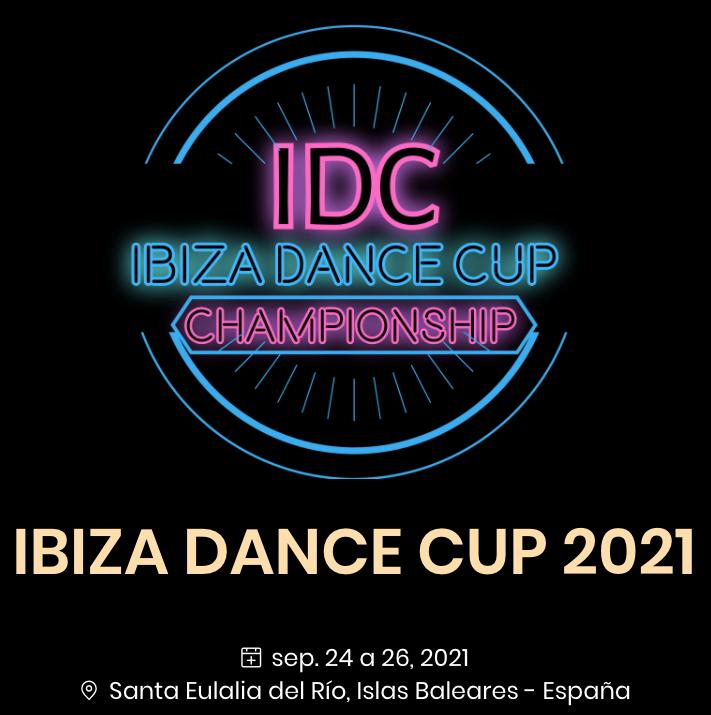 ibiza dance cup 2021 palau ibiza