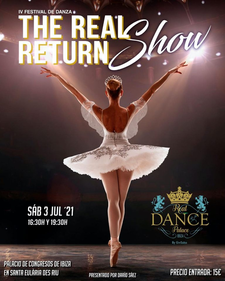 the real return show ibiza