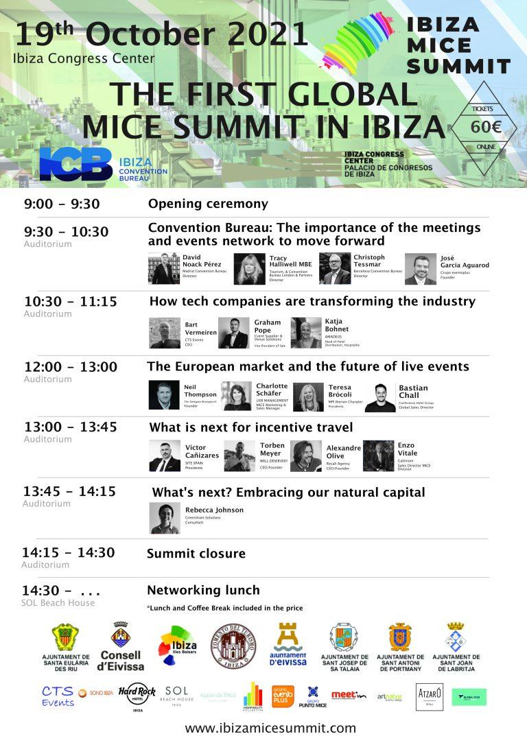 Ibiza Mice Summit 2021