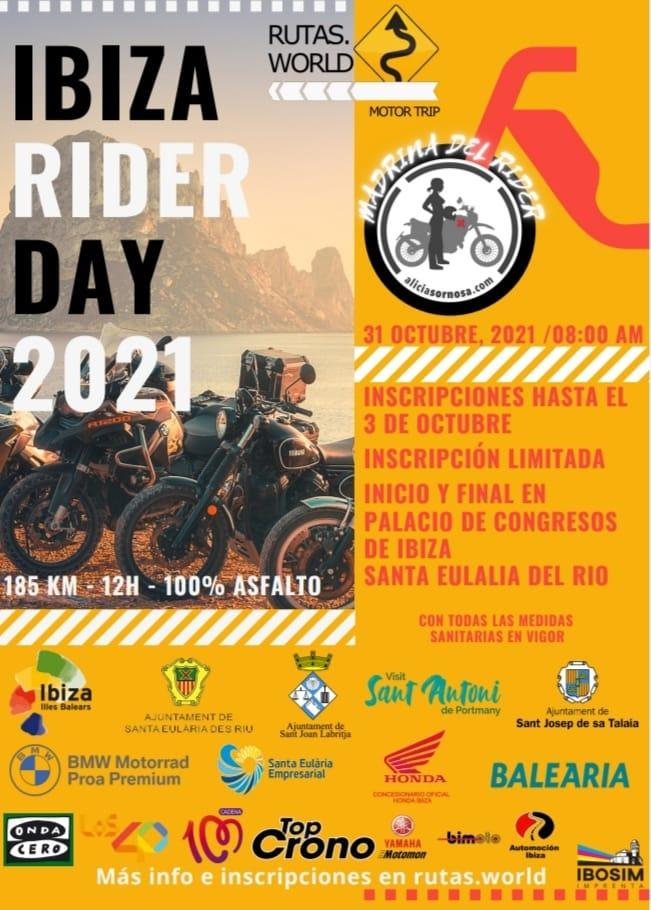 Ibiza Rider Day 2021