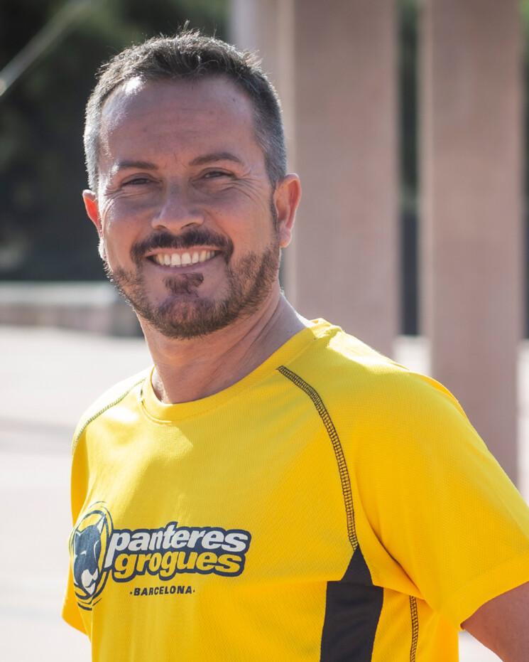 Marc Casases Vocalía de cultura & wellness