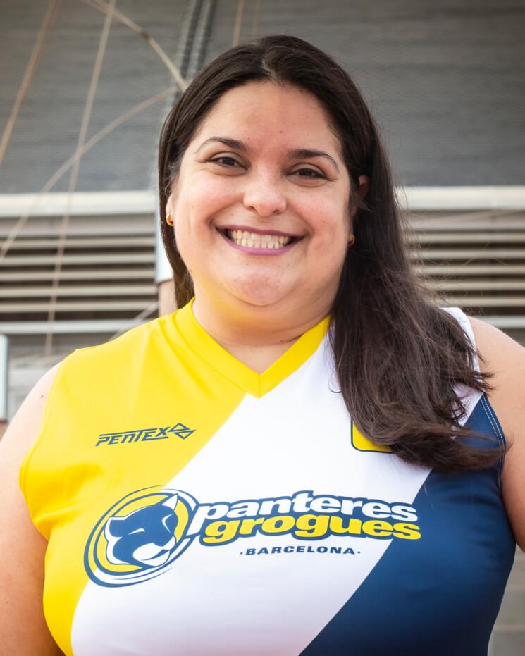 Sybel Gutiérrez Vocalía de deportes