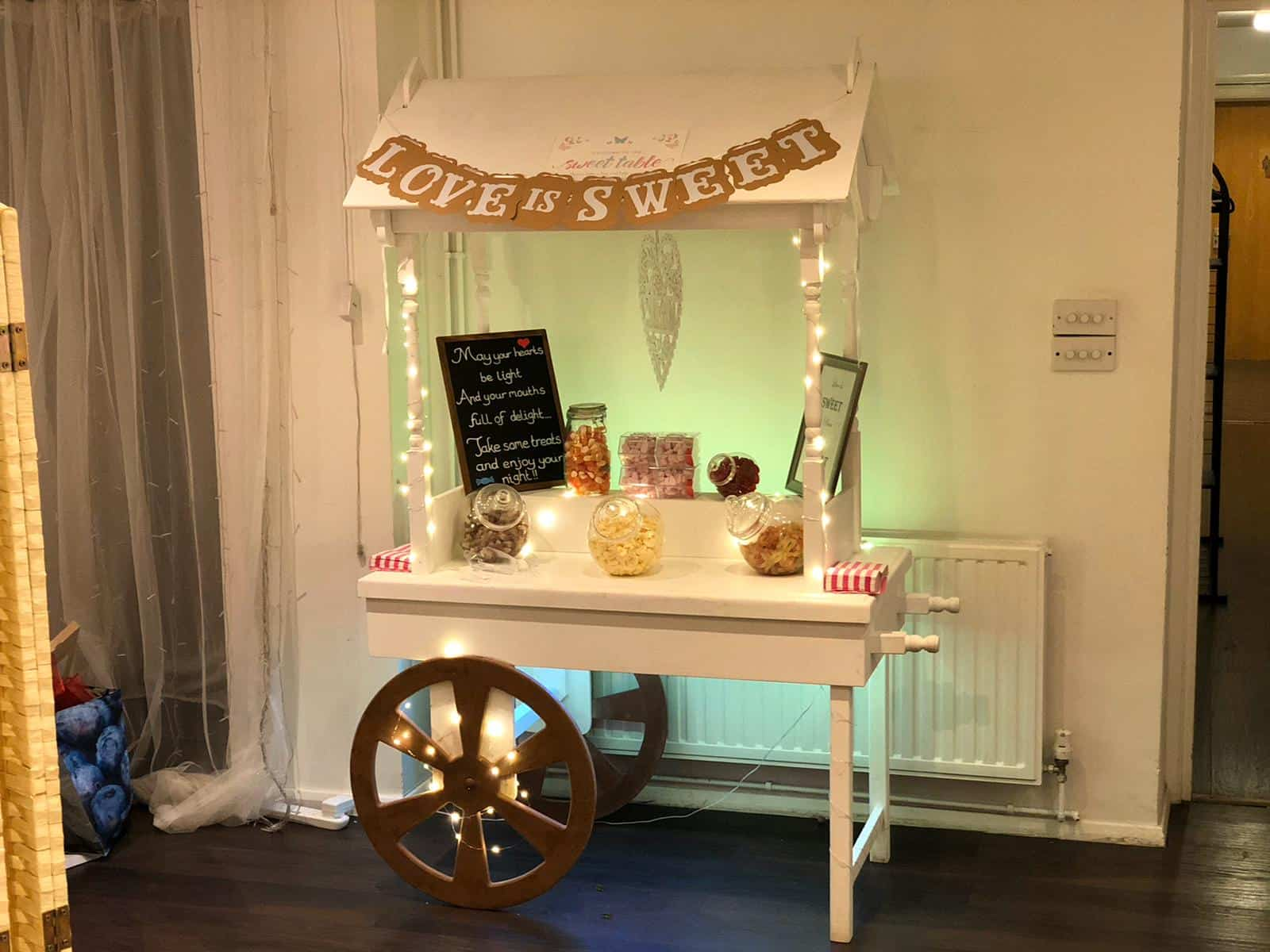LED-Vintage-Sweet-Cart