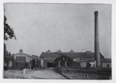 Papierfabriek Pannekoek