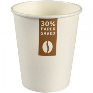Kaffebæger - Less Is More - 24 cl - 30% paper saved