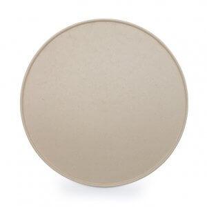 Pizza paptallerken - naturbrun - bionedbrydelig - Ø 33 cm
